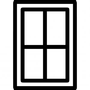 Handhabung, Icon Fenster, Glas, Holz- und Stahlindustrie, Fenster, Glas,
