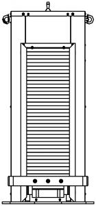 Behälter, Hebegerät, Hebegeräte, Heben, HM, 990, Plan