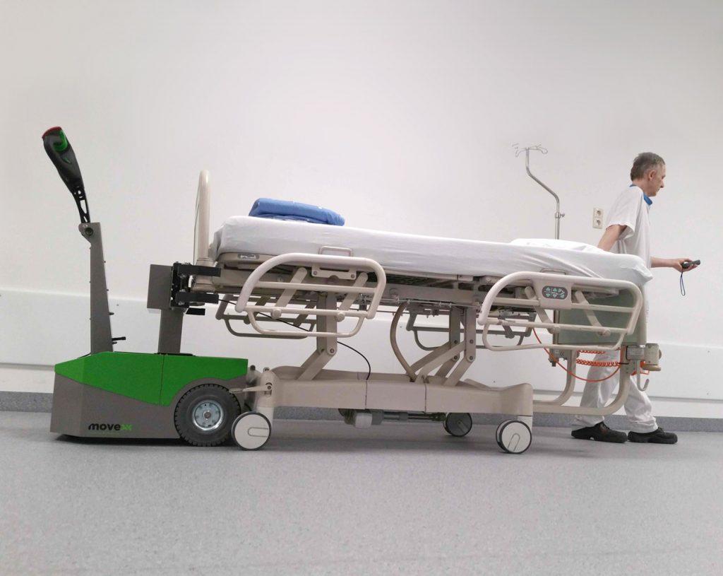Movexx, BM500R-FFC, Krankenhaus, Krankenhausbetten, Pflege, Betten, Ferngesteuert, Ziehhilfe