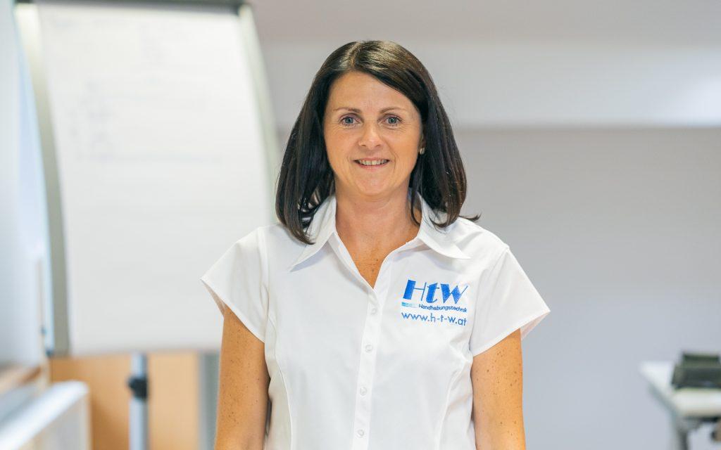 HtW, Sonja Nagl, Portrait, Handhabungstechnik, Winter, Mitarbeiter, Terminvereinbarung, Assistentin