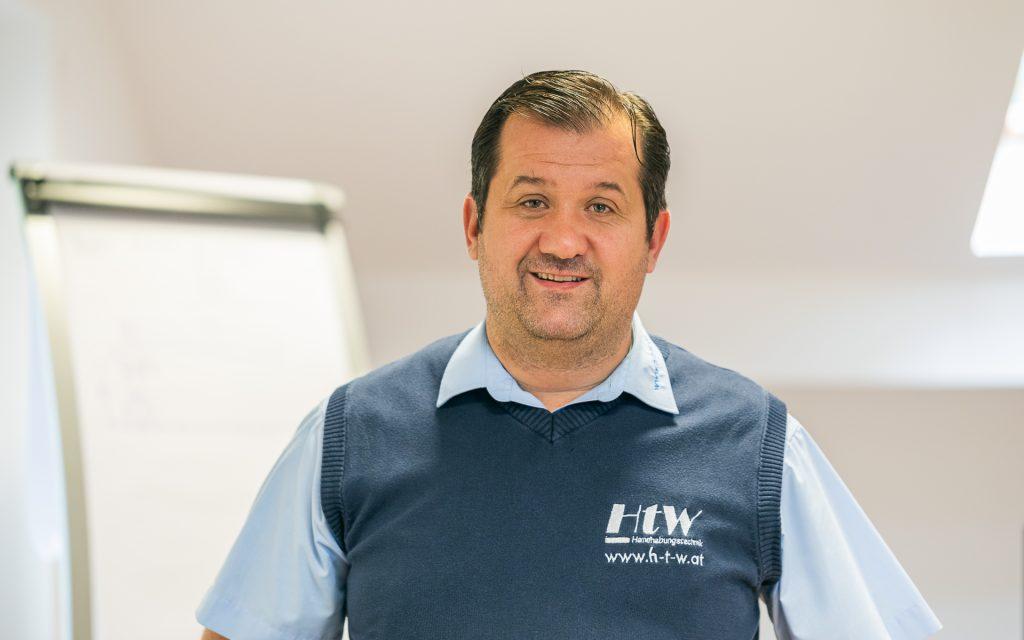 HtW, Werner Winter, Portrait, Handhabungstechnik, Winter, Mitarbeiter, Geschäftsführer