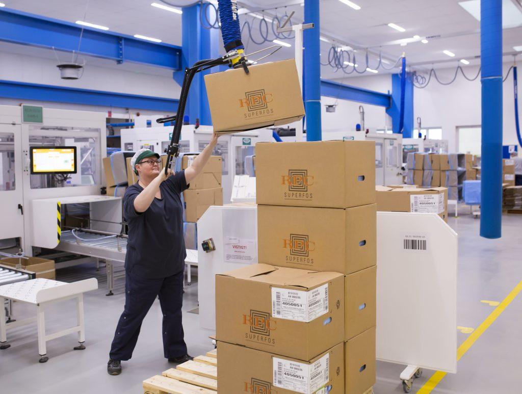 karton, kartonagen, tawi, effizient arbeiten, unabhängig,