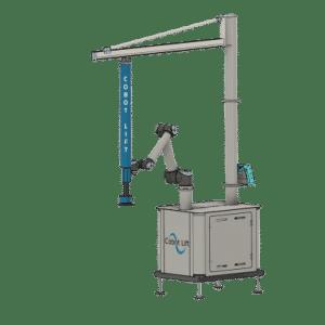cobot lift, robotik, automatisierung, automatischer heber,